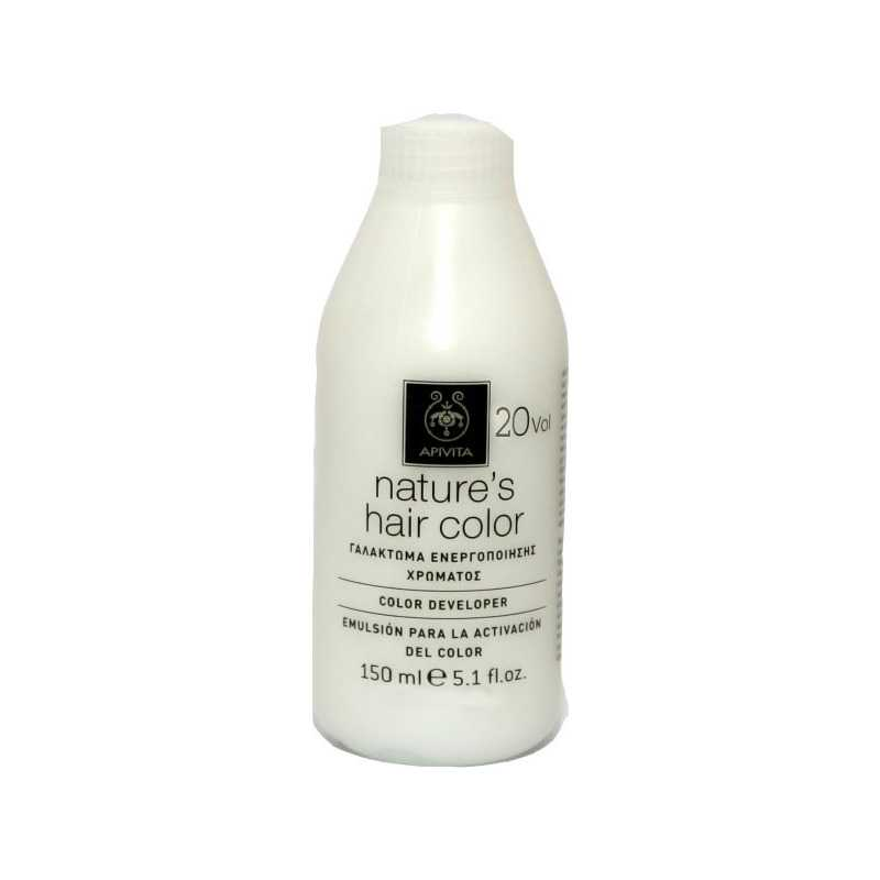 Apivita Nature's Hair Professional Colour Developer 20 150ml