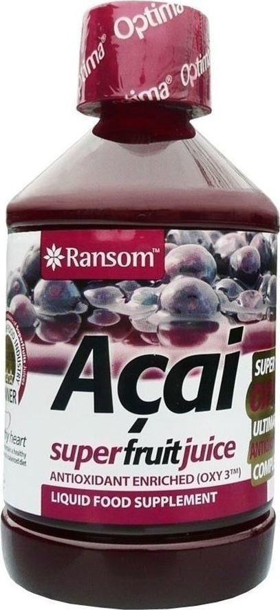 Solgar Acai Juice With Oxy3 1Lt