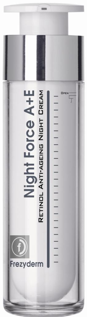 Frezyderm Night Force Anti-Ageing A+E Cream 50Ml