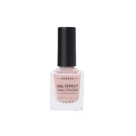 Korres Gel Effect Nail Colour 32 Cocos Sand 11ml