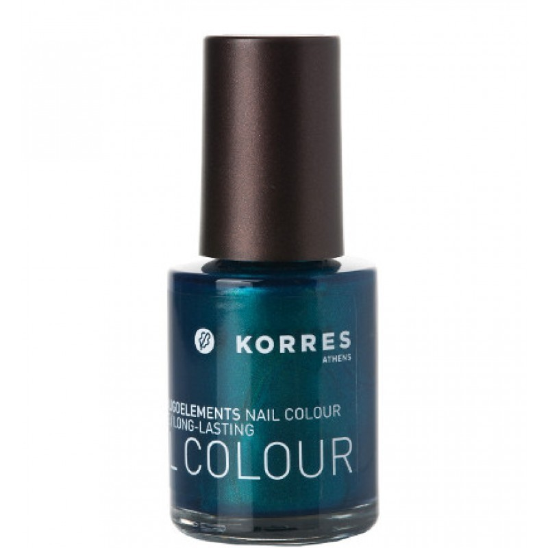 Korres Nail Colour Paradise Green 96