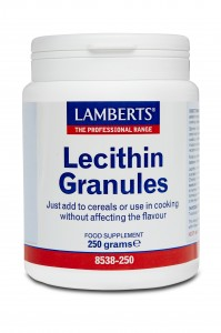 Lamberts Lecithin Granules 250g