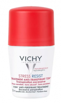 Vichy Deodorant Bille Stress Resist 50ml