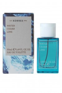 Korres Άρωμα Water Cedar Lime 50ml