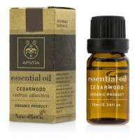 Apivita Essential Oil Cedarwood Cedrus Atlantica 10Ml