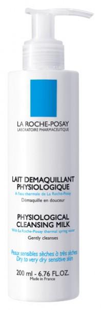 La Roche-Posay Lait Demaquillant 200Ml