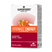 Superfoods Ιπποφαές Energy 30 capsules