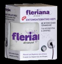 Power Health Fleriana Εντομοαπωθητικό Κερί 130gr