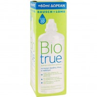 Bausch+Lomb Bio True Solution 360ml