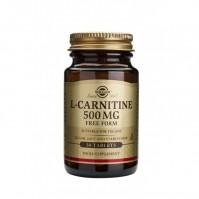 Solgar L-Carnitine 500Mg Tabs 30S
