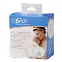 Dr Brown's Επιθέματα Στήθους Μιας Χρήσης 30 τεμάχια
