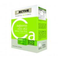 F Ective Calcium + D3 + K2 30Tabs