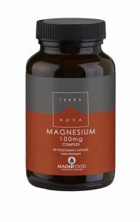 Terranova Magnesium 100mg Complex 50caps