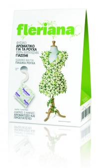 Power Health Fleriana Αρωματικό Ρούχων Γιασεμί 3 Τεμάχια