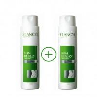 Elancyl Slim Design 200Ml Διπλή Συσκευασία