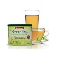 Deligios Green Tea Plus Με Κατεχίνες, Λουίζα & Εσπεριδοειδή 230gr