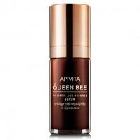 Apivita Queen Bee Serum Ολιστικής Αντιγήρανσης Spf20 30Ml