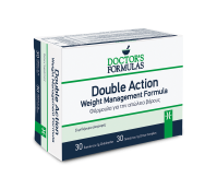 Doctor's Formulas Double Action Weight Management Formula 60 Δισκία