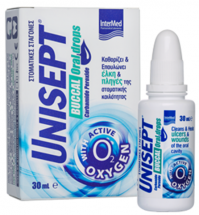 Interdental Unisept Buccal Drops 30ml