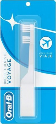 Oral-B Travel Brush