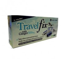 Intermed Travelfix With Ginger 10 Caps