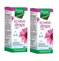 Power Health Echinadrops 50ml 1&1 δώρο