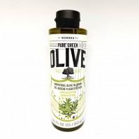 Korres Pure Greek Olive Ελιά & Άνθη Ελιάς Αφρόλουτρο 250Ml