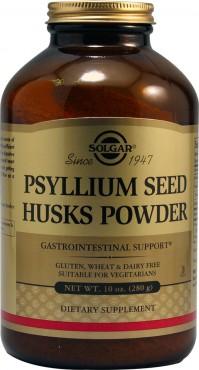 Solgar Psyllium Husks Fibre 280Gr