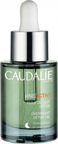 Caudalie Vineactiv Overnight Detox Oil 30ml