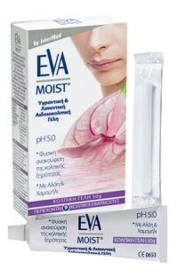 Intermed Eva Moist Gel (Bt 9 περιέκτες)