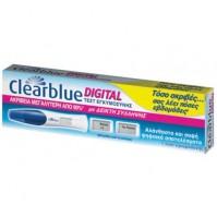 Clearblue Digital Τεστ Εγκυμοσύνης Με Εβδομαδες