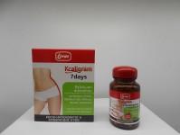 Livy Pack για αποτοξίνωση (Lanes Kcaligram 7 Days& Lanes Kcaligram Glucomannan)