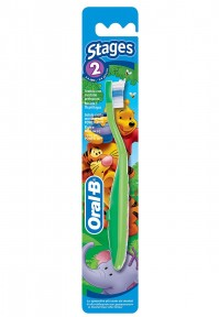 Oral-B Stages 2 Kids Toothbrush 2-4y