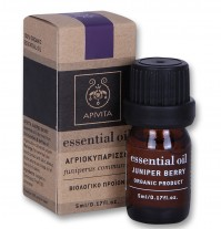 Apivita Essential Oil Αγριοκυπάρισσο 5Ml
