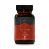 Terranova Magnesium Calcium 2:1 Complex 50Caps