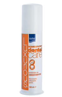 Intermed Luxurious Homeopathy Dental Care 100ml.