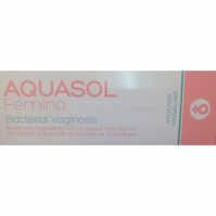 Aquasol Femina Bacterial Vaginosis 30ml