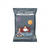 Power Health All Good Crisps - Με Γεύση Barbeque 30Gr