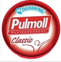 Pulmoll Παστίλιες Χωρίς Ζάχαρη Classic 50Gr