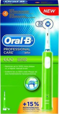 Oral-B Prof.Care 600 Color Edition