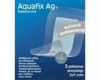 Kessler Aquafix Ag+  5x7,2cm 5τεμάχια