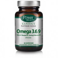 Power Health Classics Platinum - Omega 3-6-9 30Caps