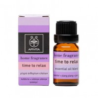 Apivita Home Fragrance Time To Relax 10Ml