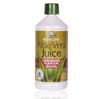 Optima Aloe Vera Juice Cranberry 1 Litre