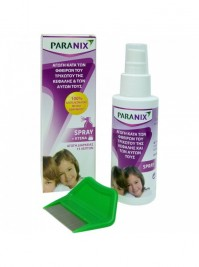 Paranix Spray 100Ml + Κτένα