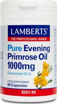 Lamberts Evening Primrose Oil 1000Mg 90 Caps