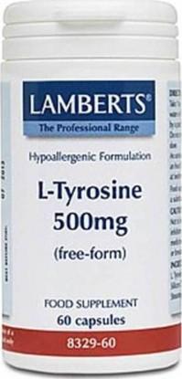 Lamberts L-Tyrosine 500Mg 60 Caps