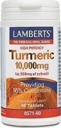 Lamberts Turmeric 10.000Mg 60 Tabs
