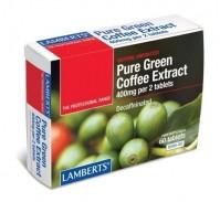 Lamberts Pure Green Coffee Extract 60 Tabs