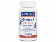Lamberts Omega 3 For Kids 30 Caps
